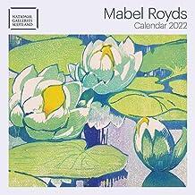 National Galleries Scotland: Mabel Royds Wall Calendar 2022 (Art Calendar)