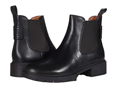 COACH Lyden Leather Bootie