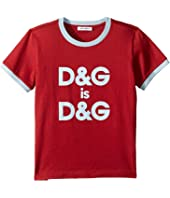 Dolce & Gabbana Kids - D&G Is D&G (Little Kids)