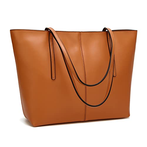 251324157e Obosoyo Women s Handbag Genuine Leather Tote Shoulder Bags Soft Hot