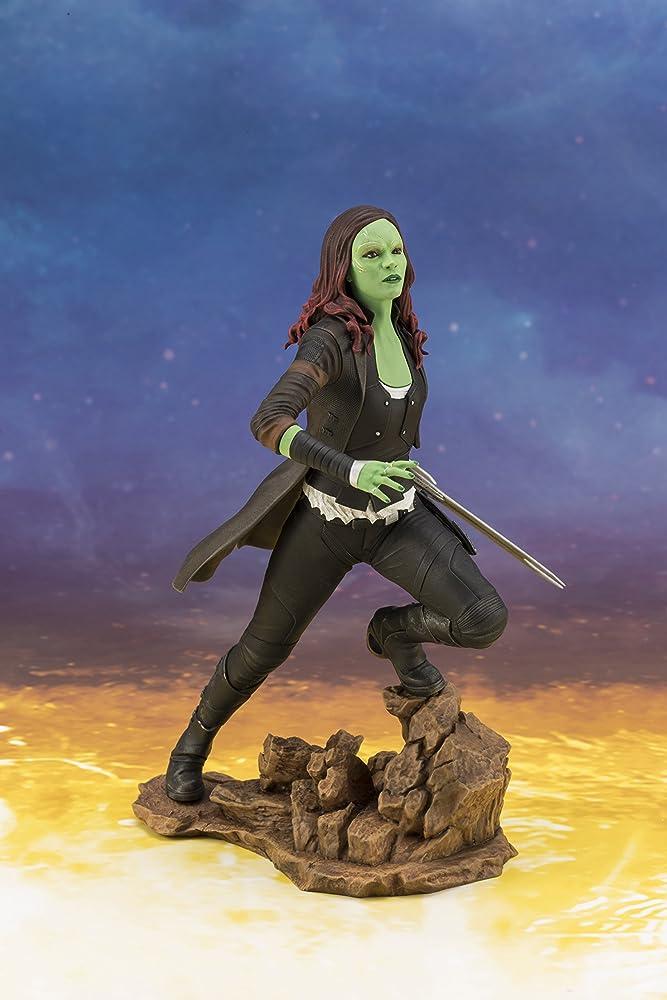 Marvel comics statua