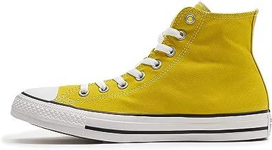 converse all star uomo gialle