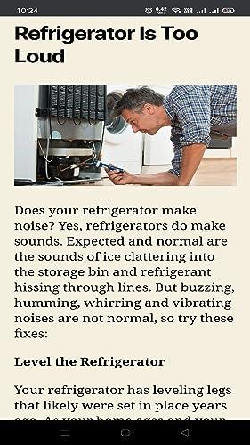 Refrigerator Repair Guide