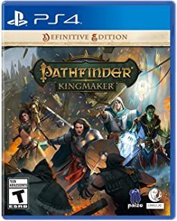 Pathfinder: Kingmaker - Definitive Edition - PS4 - PlayStation 4 (PS4)