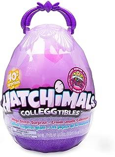 Hatchimals CollEGGtibles, Mega Secret Surprise with 10 Exclusive & 1 Pixies Royal, Multicolor