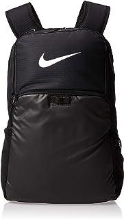 Nike Unisex-Adult Backpack, Black/White - NKBA5959-10