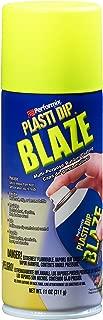 Plasti Dip 11222-6-6PK Spray Blaze Yellow, 11. Fluid_Ounces