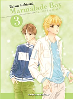 Marmalade Boy nº 03/06 (Manga Shojo)