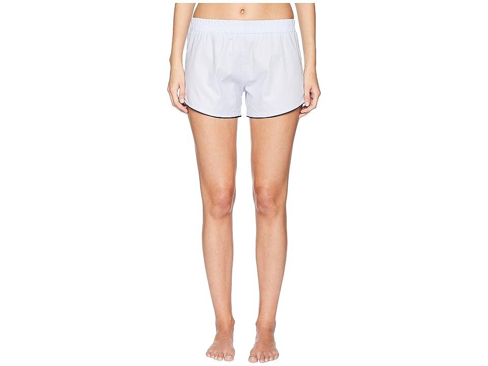 Maison Du Soir Troy Shorts (Light Blue) Women
