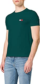 Tommy Hilfiger mens Circle Chest Corp Tee Shirt