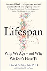 Lifespan: Why We Age – and Why We Don't Have To (English Edition) Format Kindle