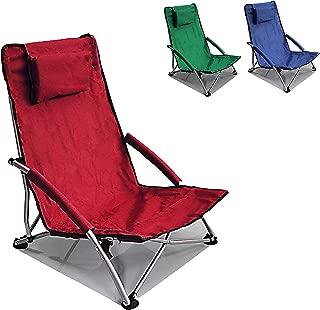 Hello Journey Low Sling Beach Chair Folding