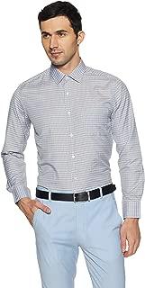 Diverse Men's Checkered Formal Shirt
