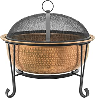 Best copper fire pit tray Reviews