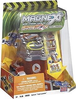 Mega Bloks Magnext Spheron Triple Car Launcher