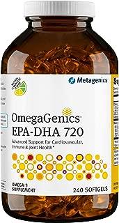Metagenics - OmegaGenics EPA-DHA 720, 240 Count