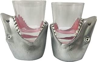 Shark Jaw Shot Glass, Set of 2