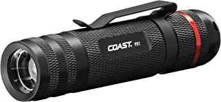 COAST PX1 315 Lumen Pure Beam Focusing LED Flashlight with Twist Focus