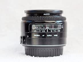 Sigma 24mm f/2.8 AF Super Wide II
