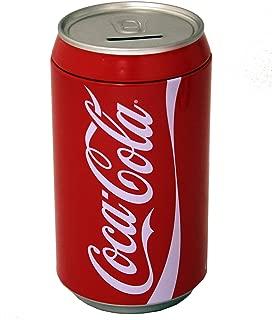coca cola can piggy bank