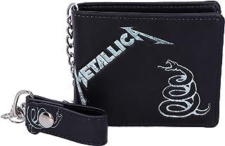 Nemesis Now Cartera Oficial de Metal con Cadena, 11 cm