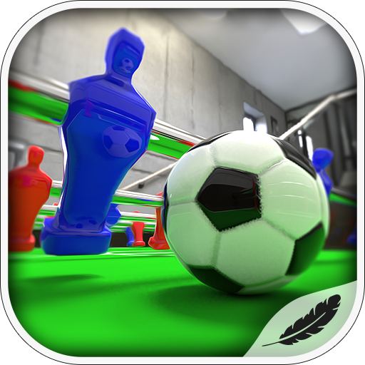 Foosball League Champions - Multiplayer Table Game