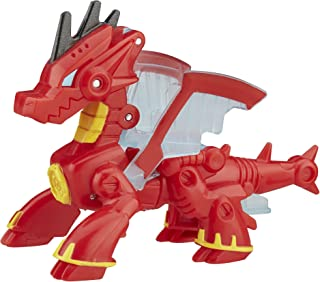 Transformers Playskool Heroes Rescue Bots Drake The Dragon-Bot