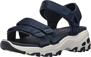 Cali Women's D'Lites-Fresh Catch Wedge Sandal
