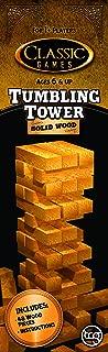 TCG  Classic Wooden Blocks Tumbling Jenga Tower (48pcs)