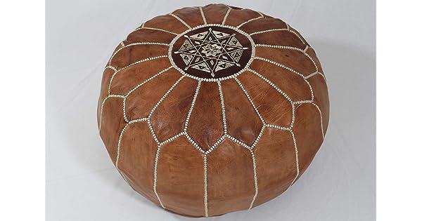 craftsartisanat Moroccan Pouf