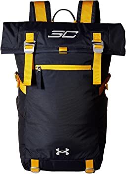66f7a438ae Midnight Navy Midnight Navy Steeltown Gold. 16. Under Armour. UA SC30  Rolltop.  112.49MSRP   149.99