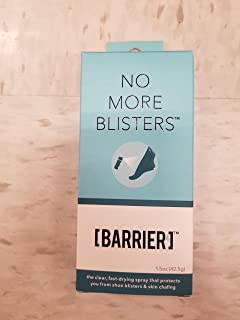 Barrier No More Blisters 1.5 oz Spray