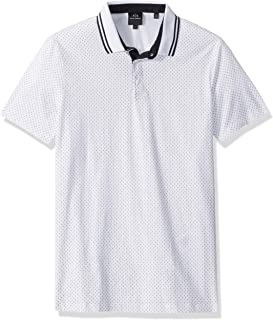 Armani Exchange Men's 3GZF93 Polo Shirt