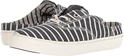 Freeport Stripe Canvas/Optic White