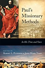 Best paul's missionary methods Reviews