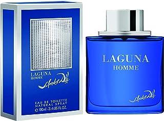 Salvador Dali Laguna Homme Eu de Toilette For Men, 100 ml