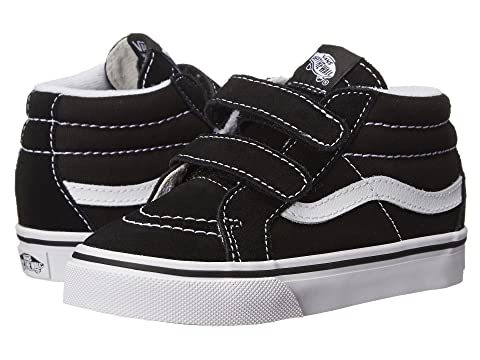 fb630798d79 Vans Kids SK8 Mid Reissue V (Toddler) at Zappos.com