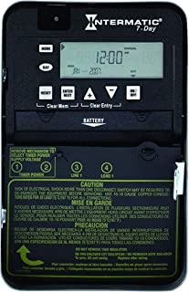 Intermatic ET1705C 7-Day Electronic Time Switch