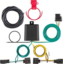 CURT 56331 Vehicle-Side Custom 4-Pin Trailer Wiring Harness for Select Chrysler Town and Country, Dodge Caravan, Grand Caravan