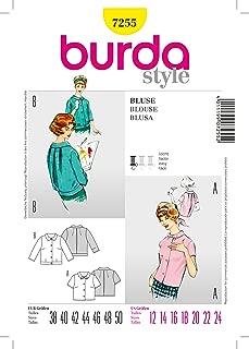 Burda Pattern 6685 Ladies Dress /& Blouse