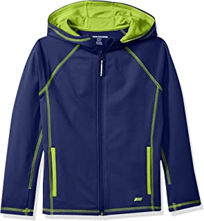 Amazon Essentials Full-Zip Active Jacket Bambino