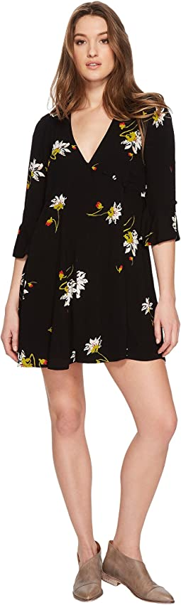 Free People - Time On My Side Mini Dress