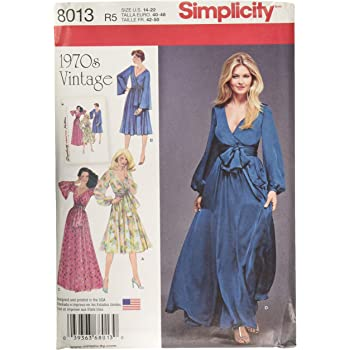 FP Free UK P/&P Vogue-9253-M Vogue Sewing Pattern 9253