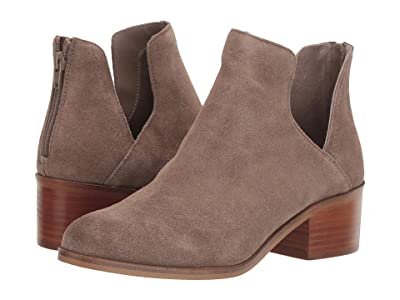 Steve Madden Lancaster Bootie (Taupe Suede) Women