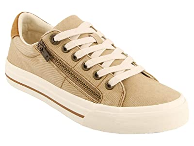 Taos Footwear Z-Soul (Golden Tan/Tan) Women