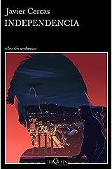 Independencia: Terra Alta 2 (Andanzas) (Spanish Edition) Format Kindle