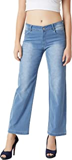 Miss Chase Women's Relaxed Fit Denim Jeans