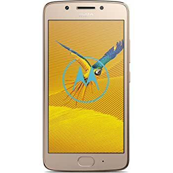 Lenovo Moto G G5 4G 16GB Oro - Smartphone (12,7 cm (5