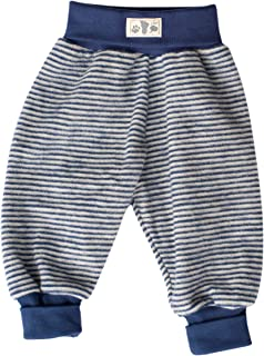 Lilano Baby Fleece Hose, 100% Wolle kbT