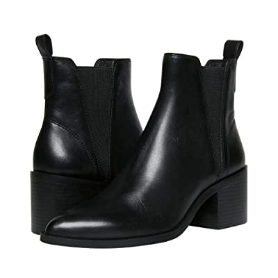 Steve Madden Audience Boot (Black Leather) Women